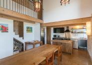 Cuisine et salle à manger appartement n°3